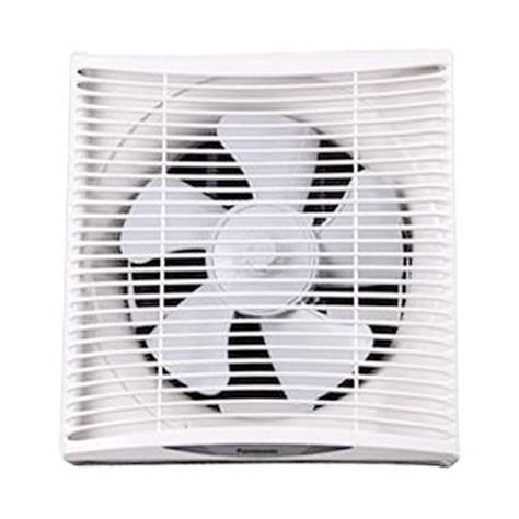 Exhaust Ventilating Fan Panasonic Dinding Tembok Fv 25run5 jual panasonic fv 25run5 wall exhaust fan 10 inch harga kualitas terjamin blibli