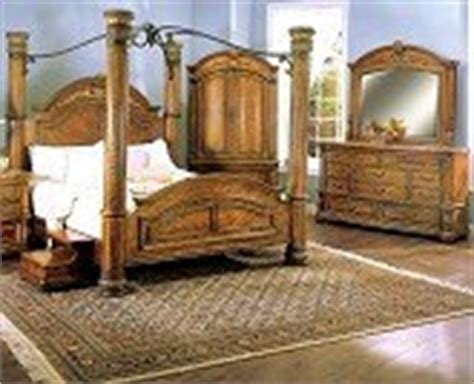 bellagio bedroom furniture home office furniture bellagio 6 pc king canopy bedroom