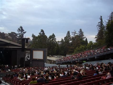 section c greek theater right side section sec c row a seats 101 103 yelp