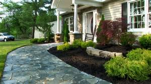 Backyard Easy Landscaping Ideas Front Yard Landscaping Ideas Easy To Accomplish