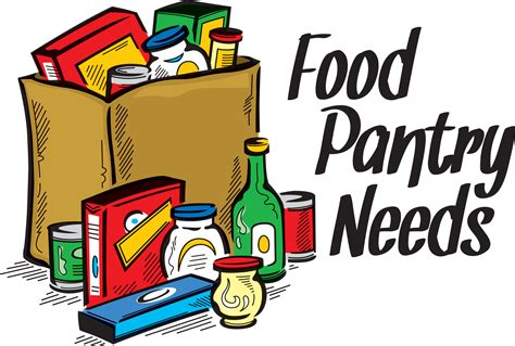 free clip clipart food pantry clipground