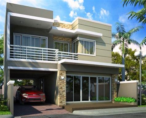 desain rumah tingkat minimalis klasik elegan  nyaman