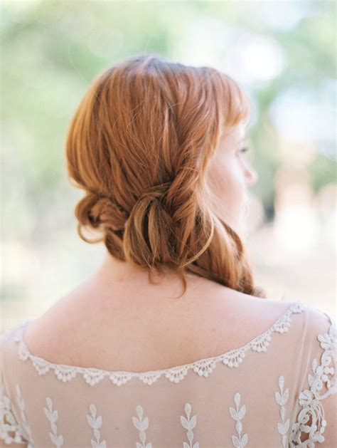 party hairstyles for relaxed hair relaxed side swoop bridal hairstyle wedding party