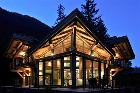 chalet cragganmore ski chamonix france ultimate luxury