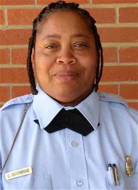 donna outerbridge named correctional officer of the year