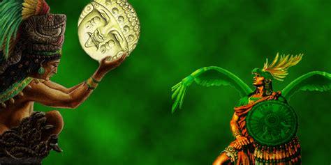 imagenes delos aztecas dioses aztecas by luisnara on deviantart