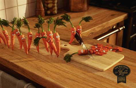 The Perky Side of Food Advertising: 20 Creative and Eye
