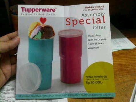 Tupperware Squeeze It 2pcs promo november 2010 tupperware balikpapan