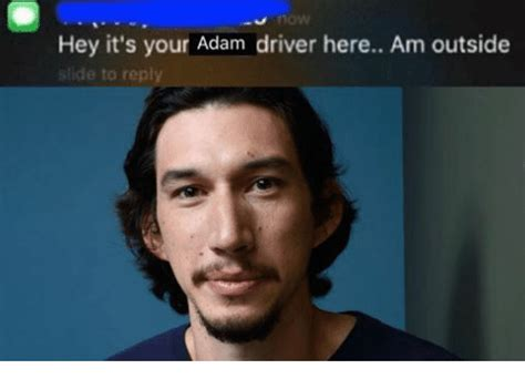 adam meme adam driver memes of 2016 on sizzle carrie fisher