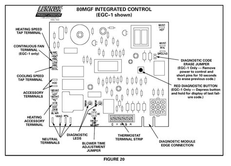 lennox furnace wiring diagram heil furnace fan motor