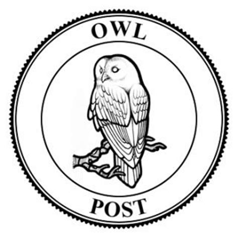 printable owl post 551 best images about tattoos harry potter on pinterest