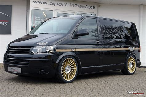 Auto Tuning Bilder Galerie by Auto Tuning Galerie Volkswagen T5 Vw Bus T5 Facelift