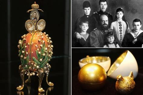 Hunt for the priceless Fabergé lost Easter egg treasures