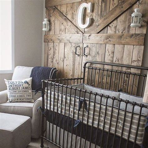 Nursery Decor For Baby Boy 25 Best Ideas About Rustic Baby Rooms On Baby Room Rustic Nursery And Rustic