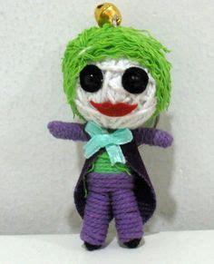 annabelle doll keychain crochet harley quinn voodoo doll by voodoo www