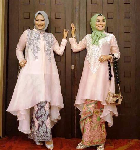 Kebaya Untuk Busana Muslim Orang Kurus | kebaya untuk busana muslim orang kurus gaun pesta brokat