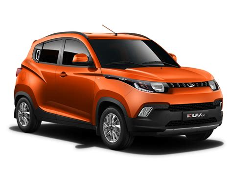 new car on road price mahindra kuv100 photos interior exterior car images