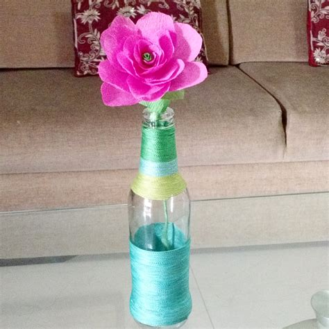 best out of waste craft for recycling of waste material handmade crafts ideas august