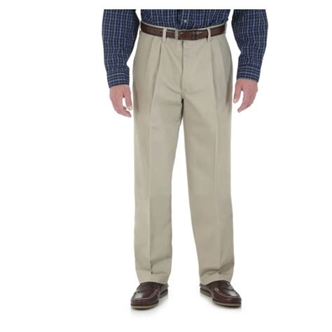 rugged wear clothing wrangler rugged wear s casual pant 670626 at sportsman s guide