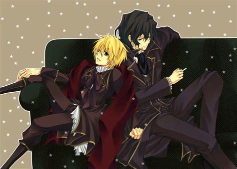 anime couch pandora hearts 1565205 zerochan