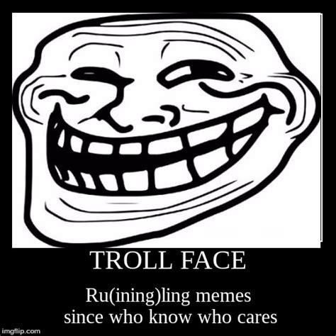 Troll Face Meme Generator - troll face imgflip