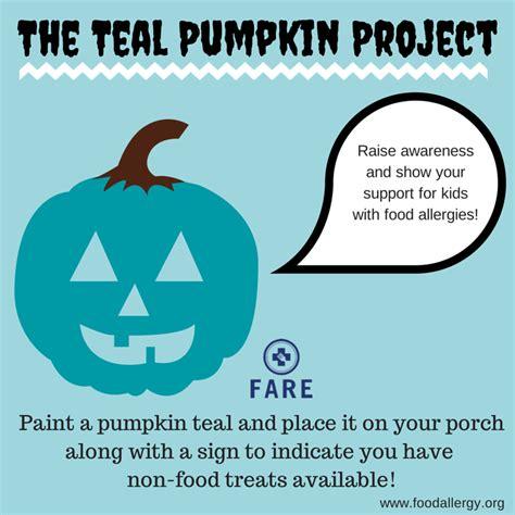 Teal Pumpkin Project Stickers