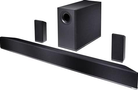 best soundbar system vizio 5 1 channel soundbar system with bluetooth and 6