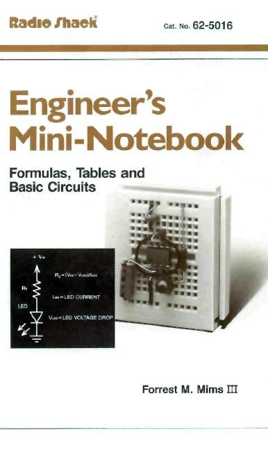 libro symbol mini libros de electronica formulas tables and basic circuits