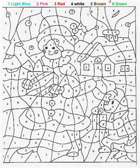 pages by number coloring pages printable color by number coloring pages