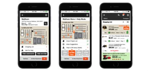 home depot home design app designing for place at the home depot ux magazine