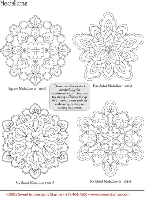 pergamano templates free 17 best images about parchment crafts on free