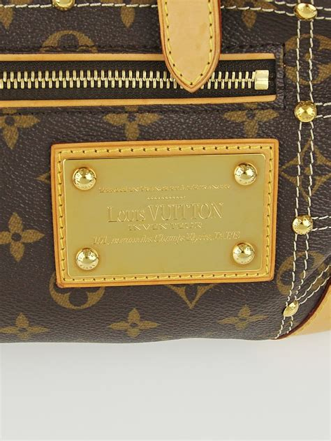 Louis Vuitton Junk It Louis Vuitton Limited Edition Replica Painted Oldsmobile Cutlass by Louis Vuitton Limited Edition Monogram Canvas Riveting Bag