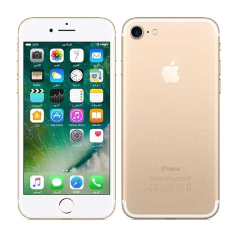 iphone mobile phones apple iphone 7 gold unlocked at t t mobile used phone