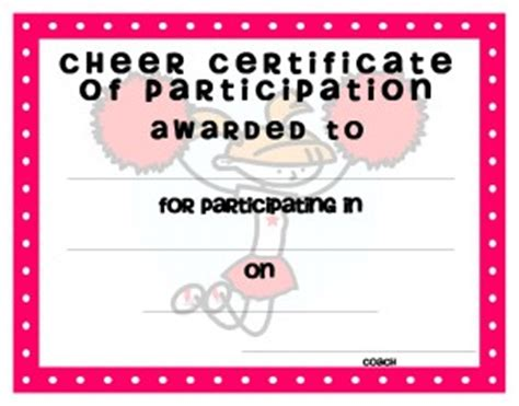 soccer award certificates downloadable and printable soccer
