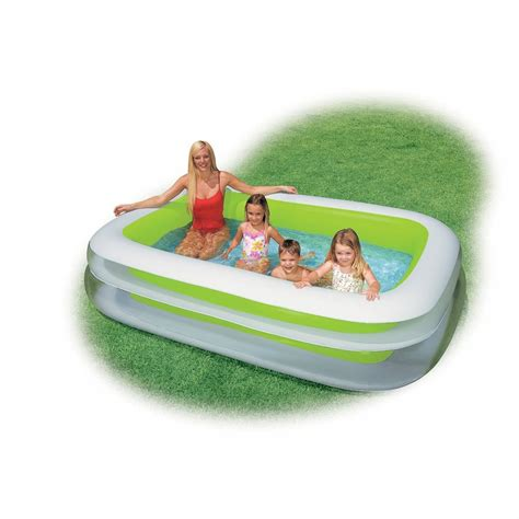 backyard gifts family size swimming pool 103 quot intex from craftyarts