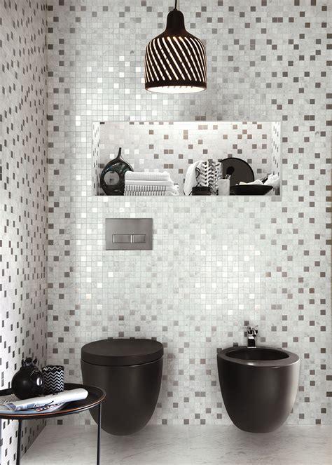 Immagini Mosaico Bagno by Bagno Con Pavimenti E Rivestimenti In Mosaico 100 Idee