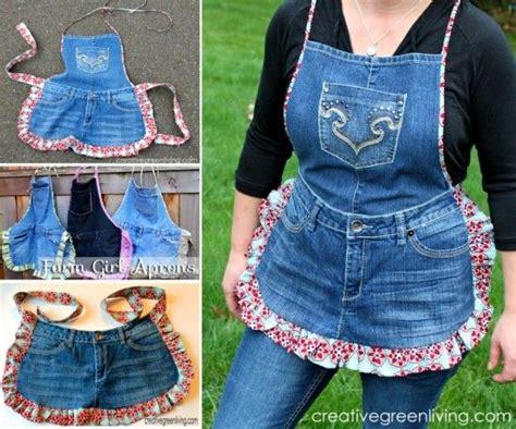 tutorial apron dress upside down jeans dress tutorial an easy diy to try jean