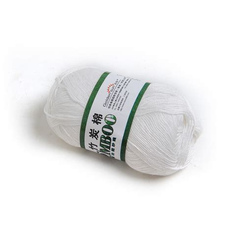 high quality cotton high quality knitting yarn natural soft baby yarn bamboo