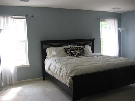 Blue And Grey Bedroom by Grey Blue Bedroom Paint Colors Large And Beautiful