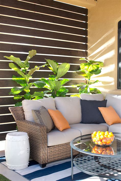 customize  outdoor areas  privacy screens