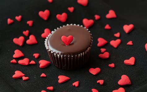 wallpaper coklat valentine chocolate love cake full hd wallpaper and background