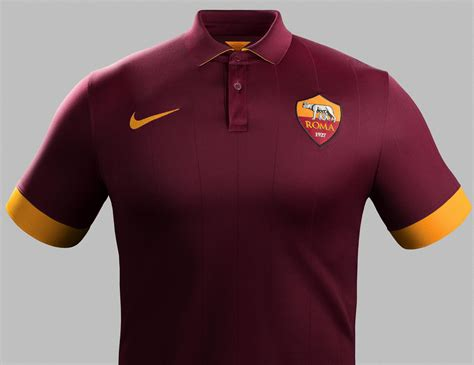 Kaos Arsenal Arsenal Creative 3 as roma 2014 15 nike jersey hd promo shoot forza27