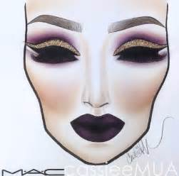 mac makeup face drawings mugeek vidalondon