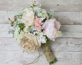 Discount Bridal Bouquets by Wedding Bouquets Peony Bouquets Flower By Blueorchidcreations