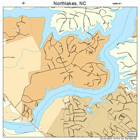 lakes in carolina map northlakes carolina map 3747695