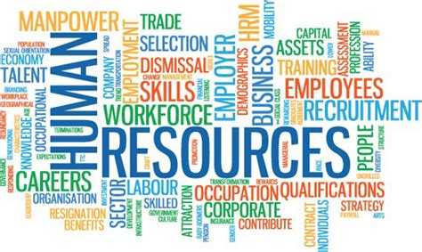 Human Resources operational risk management common operational risk area