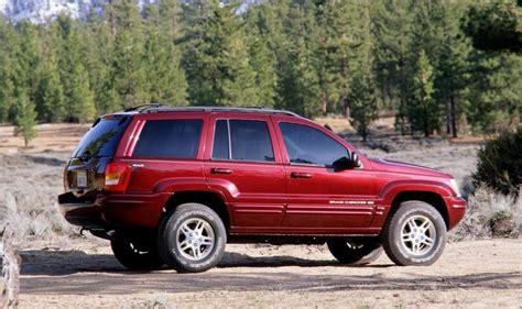 p1698 jeep cherokee 1999 jeep grand cherokee 1999 2001 opiniones datos t 233 cnicos precios