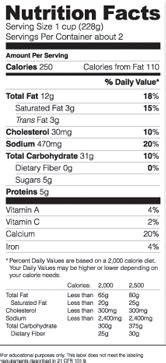 fda nutrition facts label template nutrition facts label blank template nutrition ftempo
