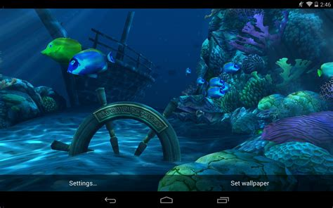 www fish live wallpaper best fish live wallpapers android live wallpaper