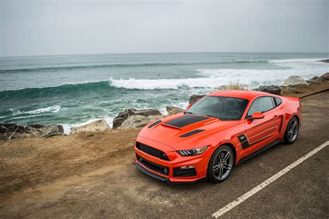 Ford Mustang Roush Stage 3 by 2015 Roush Performance Ford Mustang Stage 3 Cars